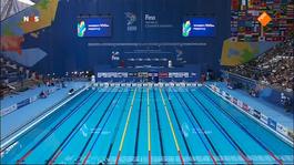 Nos Studio Sport - Nos Studio Sport Wk Zwemmen