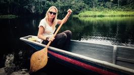 Floortje Naar Het Einde Van De Wereld Ecuador - Herhaling