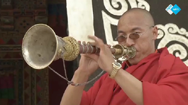 NPO Spirit 2015 Handen uit de mouwen voor Boeddha