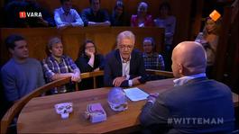 Witteman ontdekt: Sleutelen aan de mens Zintuigen