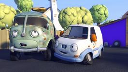 Olly, Het Kleine Witte Busje - De Taartenwedstrijd
