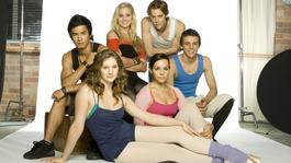 Dance Academy Oren gespitzt
