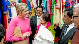 Blauw Bloed - Koningin Máxima Bezoekt Bangladesh