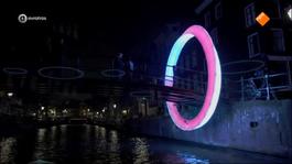 Kunstuur - Amsterdam Light Festival