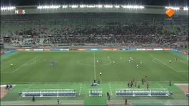 NOS Studio Sport NOS Studio Sport Voetbal, Halve Finale WK Clubteams 2de helft Sanfrecce Hiroshima - River Plate
