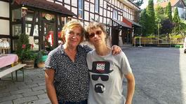 Ik Vertrek - Rosalien & Ieke