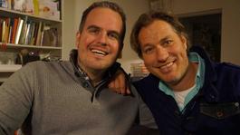 De Wandeling - Niek Van Den Adel: Ik Ben Gelukkiger Dan Voor Het Ongeluk