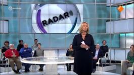 Radar - Uitzending 11-01-2016