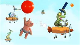 Sesamstraat Ballon