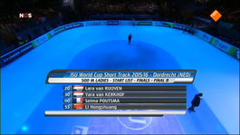 Nos Studio Sport - Shorttrack