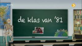De Klas Van... '81 - Ger Van Groningen - Commelinschool, Amsterdam