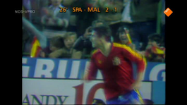 Andere Tijden Sport - Spanje - Malta 12-1: Omkoping, Doping Of Pure Pech?