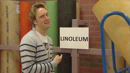 Het Klokhuis - Linoleum