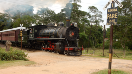 Rail Away - Brazilië: Passa Quatro - Coronel Fulgêncio