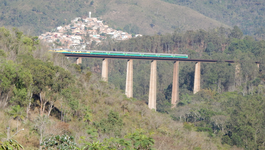 Rail Away - Brazilie