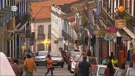 Rail Away - Brazilië: Ouro Preto-mariana, São João Del Rei-tiradentes