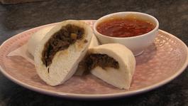 Binnenstebuiten - Broodje Bapao