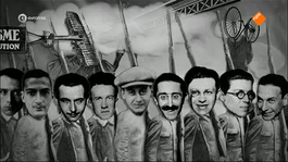 Close Up De avonturiers van de moderne kunst - Midnight in Paris
