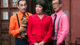 Roos en haar mannen