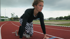 Nos Paralympische Spelen - Marlou Van Rhijn, Blade Babe