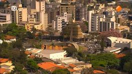 Rail Away - Brazilië: Belo Horizonte-barão De Cocais