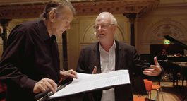 Close Up - Imperfect Harmony - Louis Andriessen