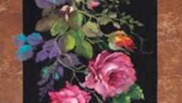 Schilderen Met Gary Jenkins - Rozen En Bladgoud - Schilderen Met Gary Jenkins