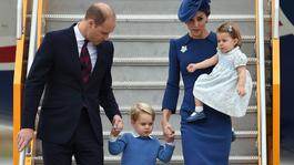 Blauw Bloed - William En Catherine In Canada