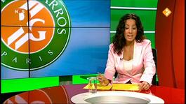 Nos Studio Sport - Nos Studio Sport - Tennis Roland Garros