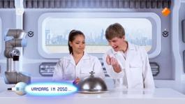 Nederland In 2050 - Leven Op Mars
