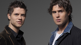 Nick & Simon (soap) WISSELOORD SESSIES: NICK & SIMON