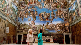 Blauw Bloed - Drie Royals In Het Vaticaan