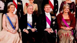 Blauw Bloed - Het Staatsbezoek Van Koningspaar België Aan Nederland