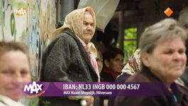 Max Maakt Mogelijk - Voedselbank Chisinau Moldavië