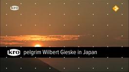 De Wandeling - Pelgrim Wilbert Gieske In Japan - De Wandeling
