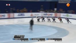 Nos Sport - Schaatsen Wereldbeker Heerenveen