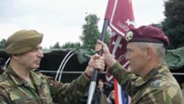 Afscheid Van De Generaal - Ceremoniële Commandowisseling