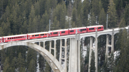Rail Away - Zwitserland: Chur-arosa