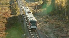 Rail Away - Stockholm - Gävle - Borlänge