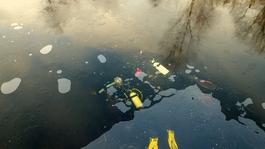 Wildernis Onder Water - Overleven Onder Het Ijs