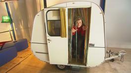 Het Klokhuis - Caravan