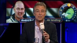 André Kuipers In De Ruimte - André Kuipers, Landing