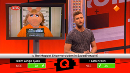 The Muppets onrein?!