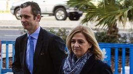 Blauw Bloed - Prinses Cristina Vrijgesproken, Echtgenoot Krijgt Zes Jaar Cel
