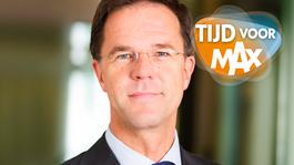 Tijd Voor Max - Minister-president Mark Rutte