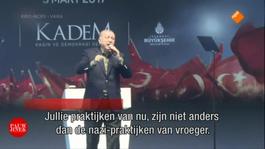 Pauw & Jinek: De Verkiezingen - Mark Rutte, Jan Marijnissen, Marike Stellinga