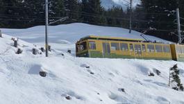 Rail Away - Zwitserland: Lauterbrunnen-wengen-kleine Scheidegg