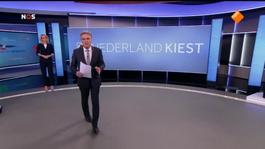 Nos Nederland Kiest: Het Debat - Nos Nederland Kiest: De Uitslagen