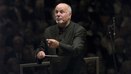 Afbeelding van interview David Zinman over Strauss' Intermezzo