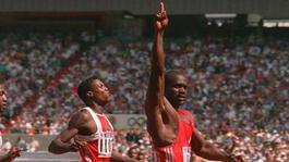 Andere Tijden Sport - De 100 Meter Van Ben Johnson